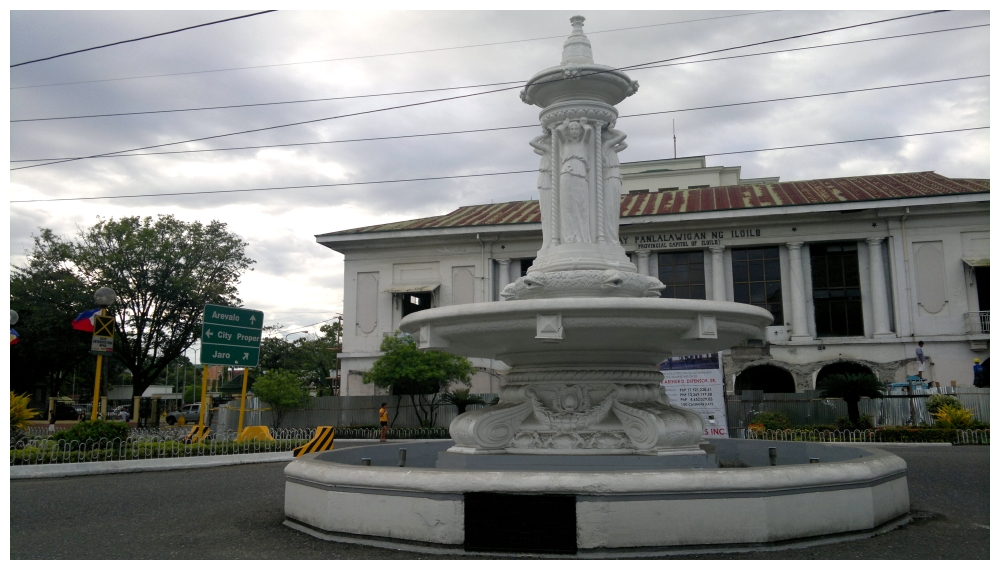 Arroyo Fountain Iloilo City