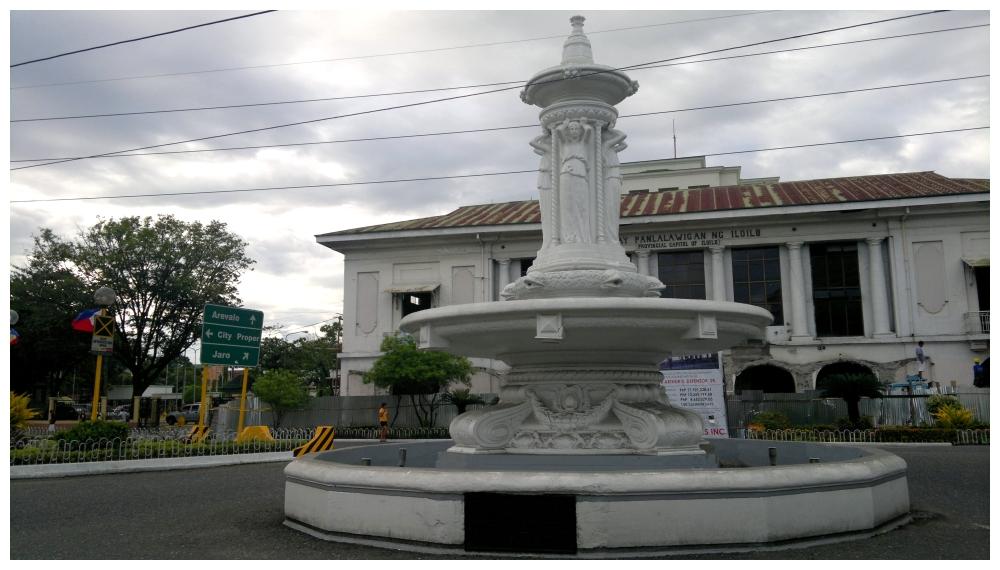 Arroyo Fountain Iloilo City