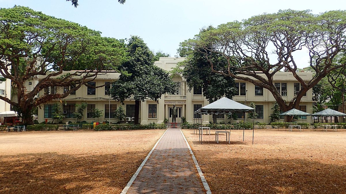 Hibbard Hall of Silliman University