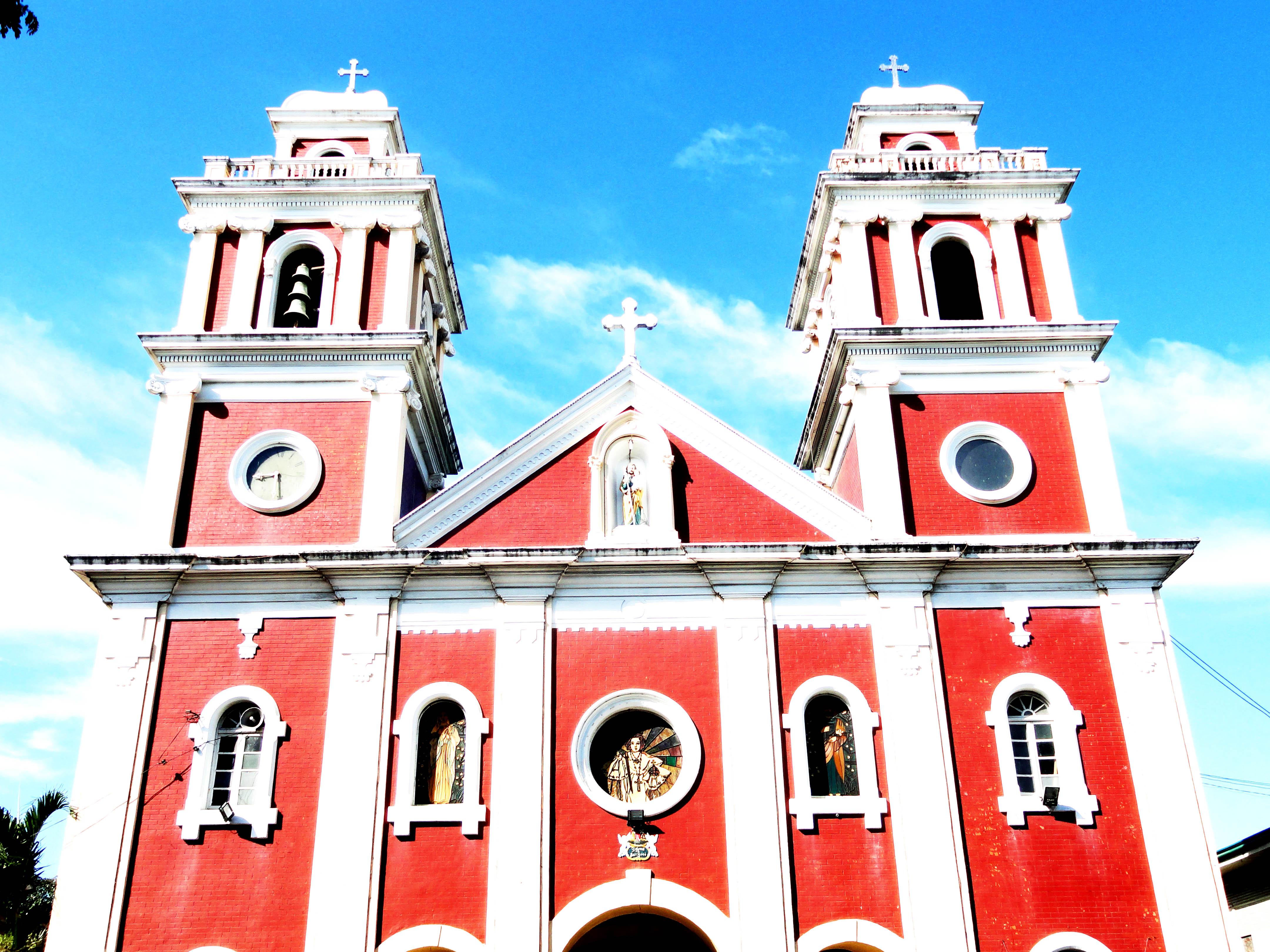 Iglesia de San Jose de Placer