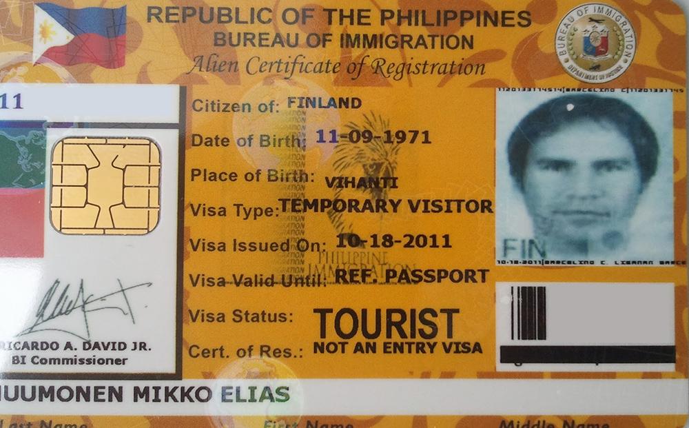 ACR I Card