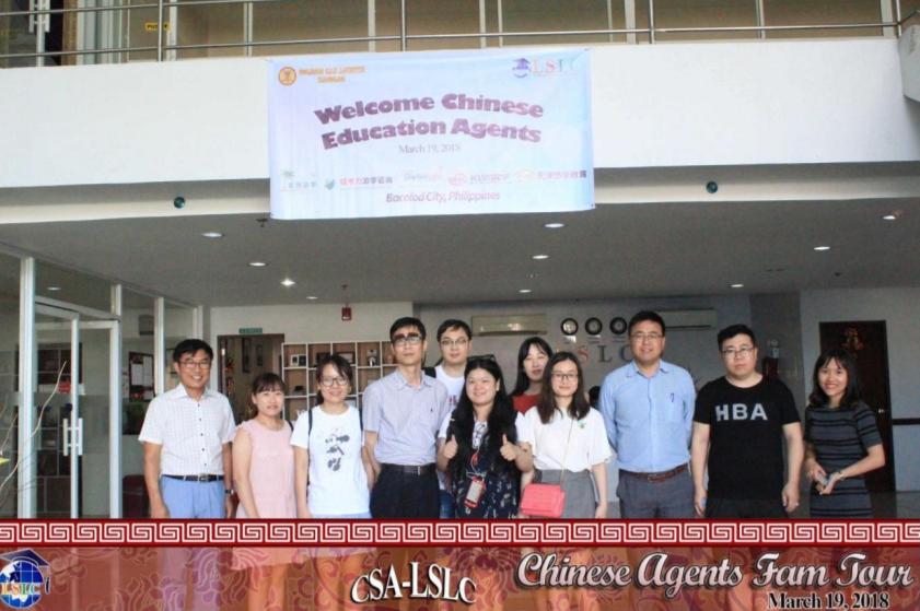 LSLC hân hoan tiếp đoàn đại diện các công ty giáo dục từ Bắc Kinh và Thiên Tân – Trung Quốc.