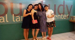 Cảm nhận của Anna về trường Anh ngữ Cebu Study