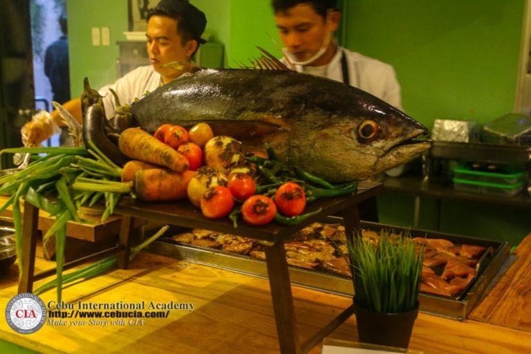 Cá ngừ – đặc sản của Philippines