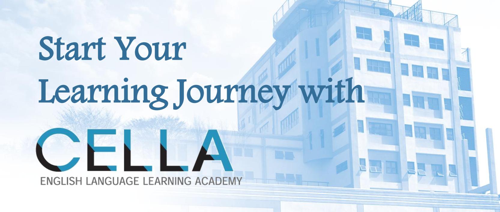 Trường Anh ngữ CELLA giới thiệu