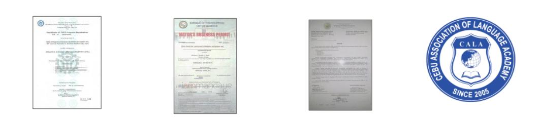 CELLA được chứng nhận bởi TESDA, CALA
