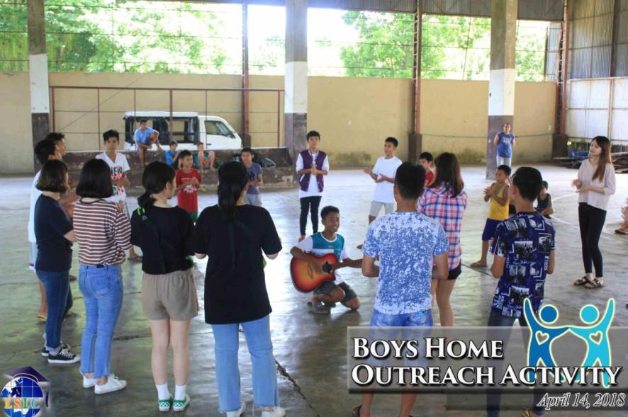 Chương trình tình nguyện tại LSLC tháng 04-2018