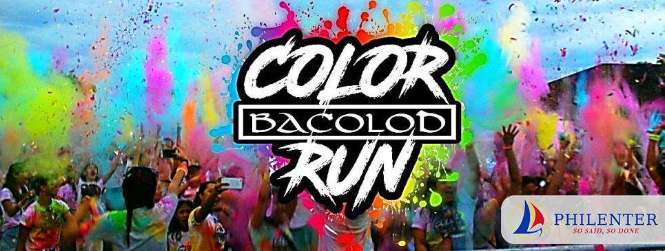 Lễ hội Color Me Run tại Bacolod
