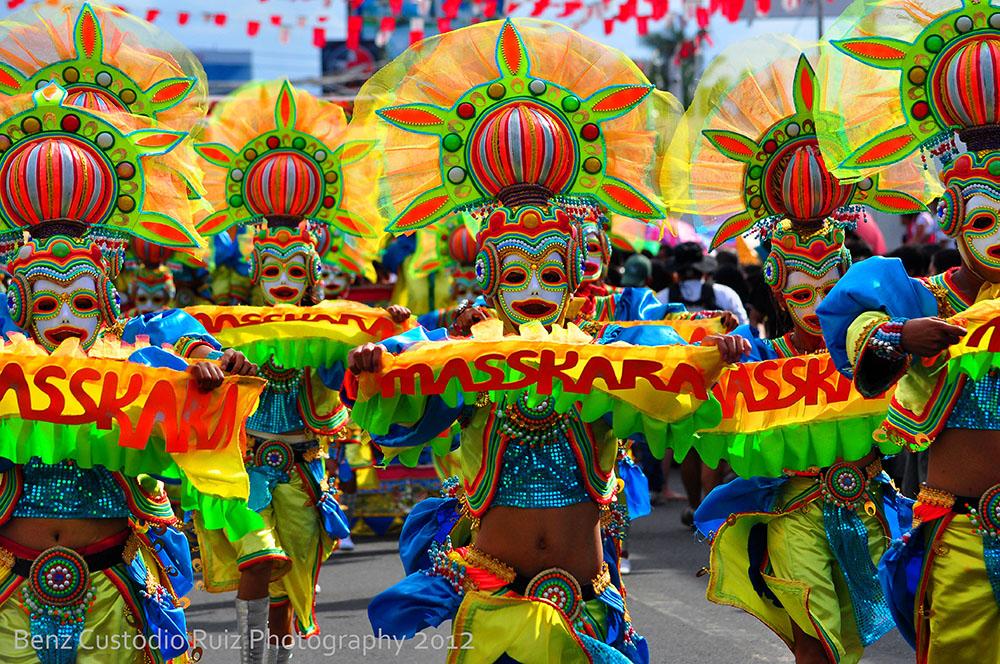 Tìm hiểu về lễ hội sắc màu MassKara tại Bacolod, Philippines