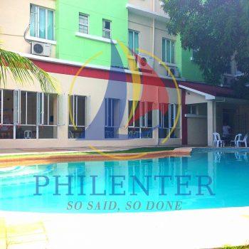 Hồ bơi trường Anh ngữ Cebu JIC