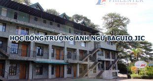 Học bổng trường Anh ngữ Baguio JIC