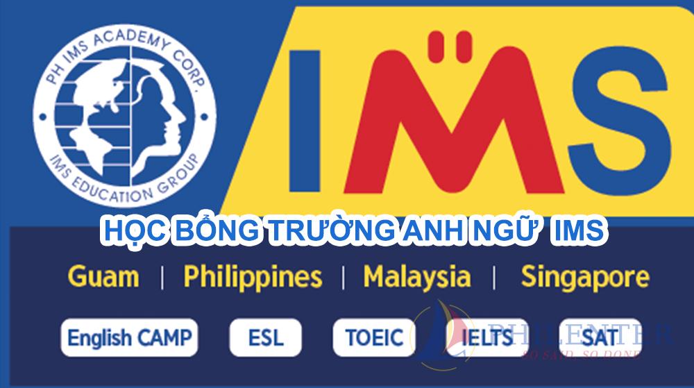 Học bổng trường Anh ngữ IMS