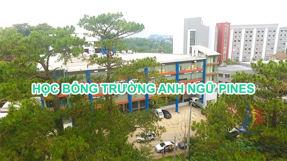 Học bổng trường Anh ngữ PINES