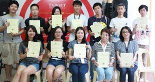 Học bổng trường Anh ngữ TARGET