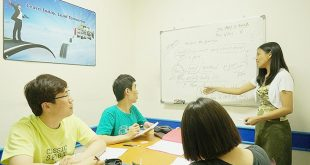 Học tập tại trường Anh ngữ CNN