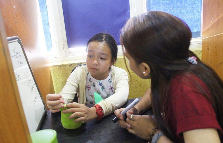 Khóa học tiếng Anh trẻ em tại Philippines