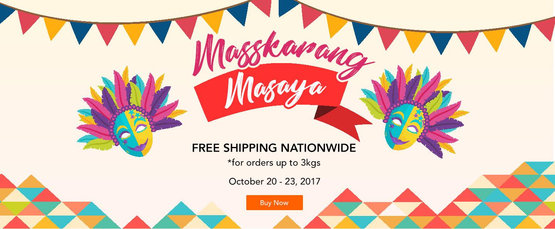 Logo MassKara Bacolod, Philippines