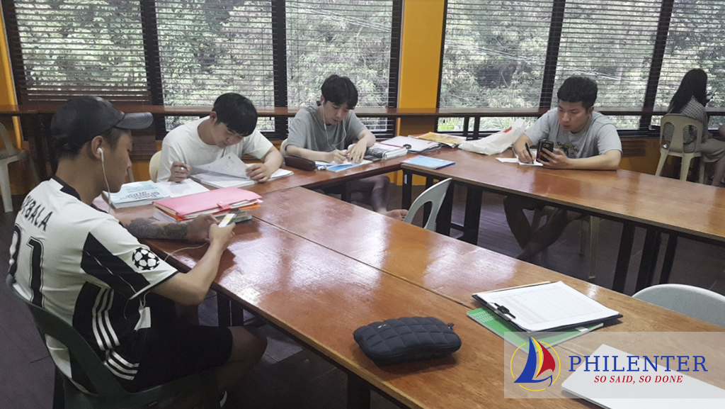 Lớp học tại Philippines