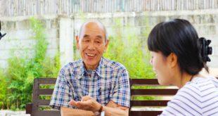 Ông Masa học tiếng Anh tại A&J