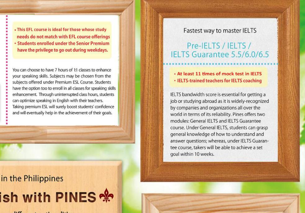 Phân tích Khóa học IELTS đảm bảo tại trường Anh ngữ PINES