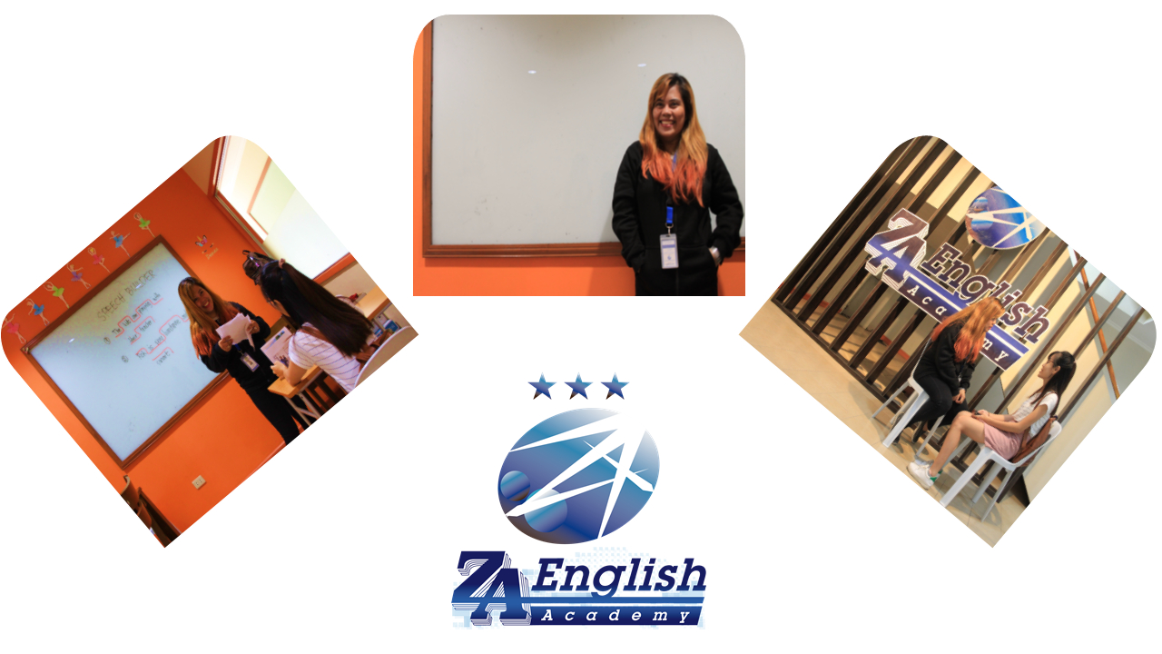 """Review lớp học """"Speech Builder Class"""" tại trường ZA English"""