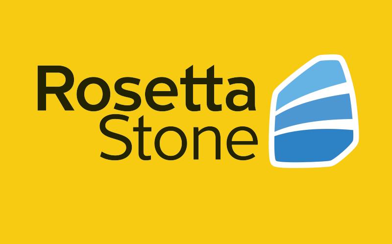 Phần mềm học tiếng Anh Rosetta Stone