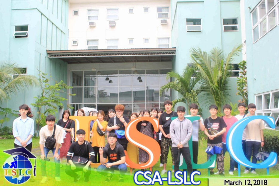 Tháng 3 này, LSLC vui mừng chào đón 70 sinh viên đến từ các trường Đại học Hàn Quốc